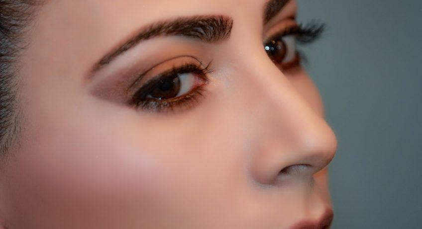 sourcils maquillage